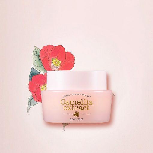 kem dưỡng tinh chất hoa trà Camellia