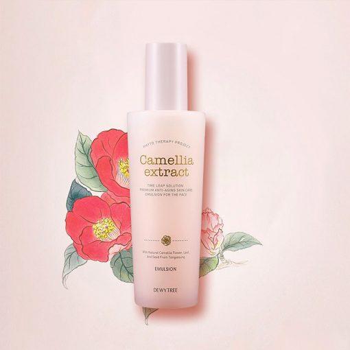 sữa dưỡng tinh chất hoa trà Camellia